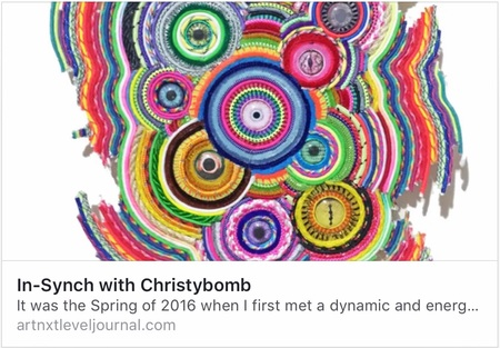 Get In-Sync with Christybomb!