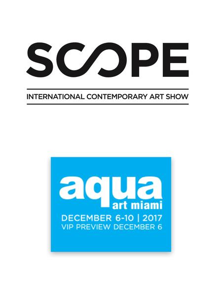 Christybomb Showing in TWO Premier Miami Art Basel Week Shows!