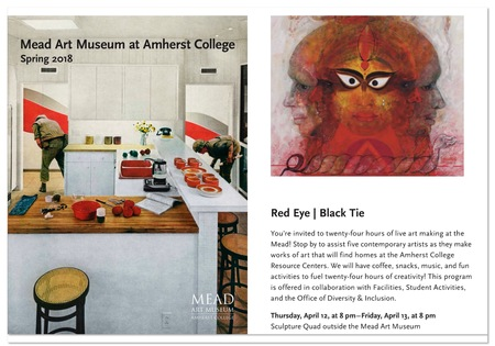 Red Eye | Black Tie: Christybomb + MEAD Museum at Amherst College
