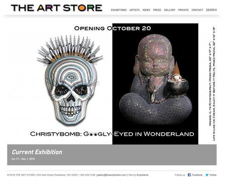 Googly-Eyed in Wonderland: the exhibition