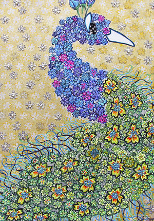 """Royal Blossom"" Sparkles at the Holiday Show @ LaMaMa La Galleria in NYC"