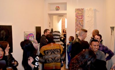 "ARTE FUSE Reviews ""Acid Free"" at the Lazy Susan Gallery"